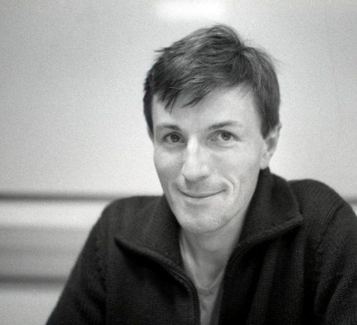 Portrait_Pierrick Bourgault