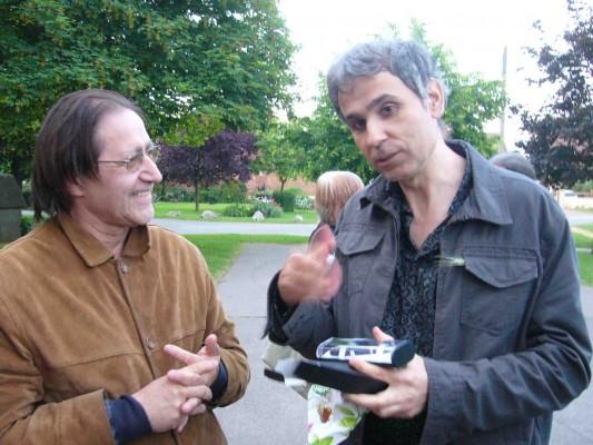 Jean Antonini et Thierry Cazals