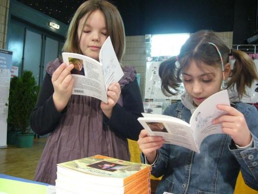 lectrices à Peronne